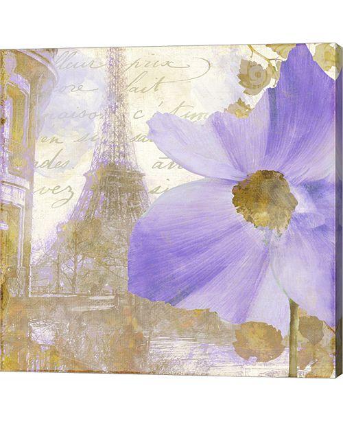 Metaverse Purple Paris I by Color Bakery