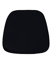 Clickhere2shop Soft Fabric Chiavari Chair Cushion