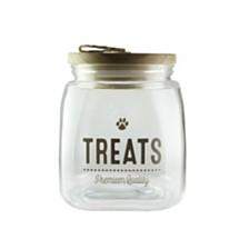 American Atelier Small Paw Glass Jar