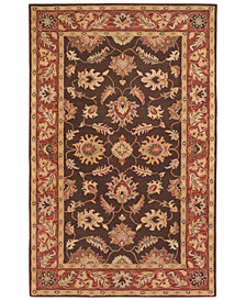 Surya Caesar CAE-1036 Dark Brown 10' x 14' Area Rug