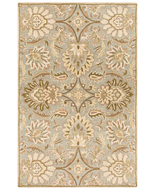 Surya Caesar CAE-1111 Medium Gray 10' x 14' Area Rug