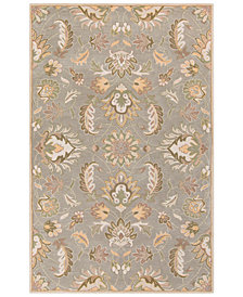 Surya Caesar CAE-1140 Medium Gray 10' x 14' Area Rug