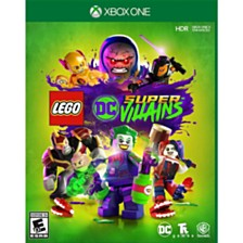 Xbox 1 Lego DC Supervillains