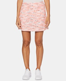 PGA TOUR Printed Golf Skort
