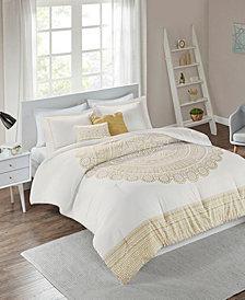 Intelligent Design Nomad Full/Queen 5-Piece Comforter Set
