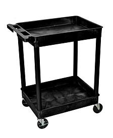 2 Shelves Tub Cart