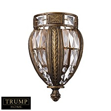 Millwood 1-Light Sconce in Antique Bronze