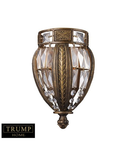 ELK Lighting Millwood 1-Light Sconce in Antique Bronze