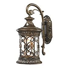 Orlean Collection 1 light outdoor sconce in Hazelnut Bronze