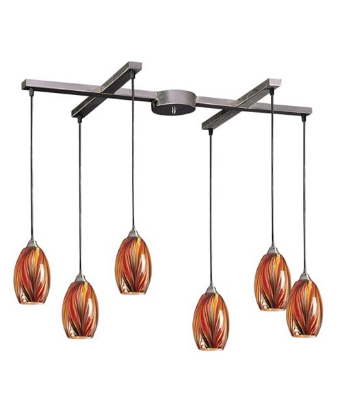 ELK Lighting Mulinello Collection Multi, 'H' Bar