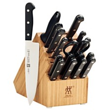 Zwilling J.A. Henckels Twin Gourmet Classic 18-Pc. Cutlery Set