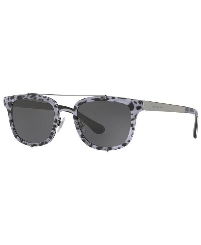 Dolce & Gabbana - Sunglasses, DG2175 51