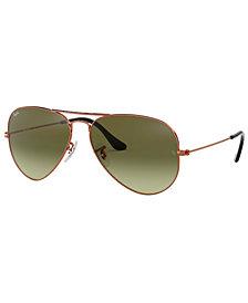 Ray-Ban ORIGINAL AVIATOR Sunglasses, RB3025