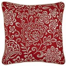 Croscill Boutique Adriel Square Decorative Pillow
