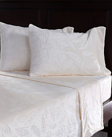 Berkshire Blanket & Home Co.® Velvety Plush Feather Full Sheet Set