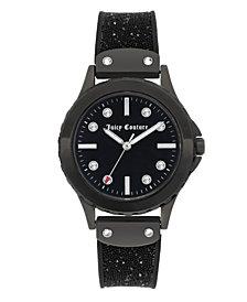 Woman's JC/1013BKBK Silicon Strap Watch
