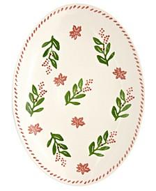 Natal Medium Oval Platter