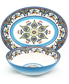 Zanzibar 2 Piece Serving Set