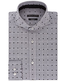 Sean John Men's Big & Tall Classic/Regular-Fit Multi-Check Dress Shirt