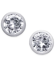 Cubic Zirconia Stud Earrings, Created  for Macy's