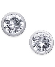 Alfani Crystal Stud Earrings, Created  for Macy's