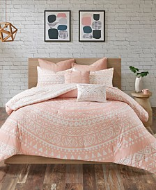 Urban Habitat Larisa Cotton 7-Pc. King/California King Comforter Set