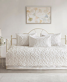 Madison Park Sabrina 5-Pc. Tufted Cotton Chenille Daybed Cover Set
