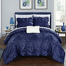 Hamilton 8 Pc Queen Duvet Set