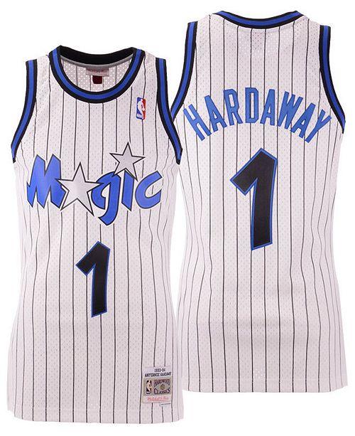 pick up 93c0f ccb01 Men's Penny Hardaway Orlando Magic Hardwood Classic Swingman Jersey