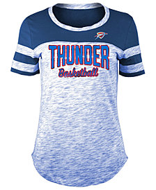 5th & Ocean Women's Oklahoma City Thunder Spacedye T-Shirt