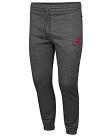 Colosseum Men's Alabama Crimson Tide Fleece Jogger Pants