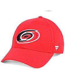 Authentic NHL Headwear Carolina Hurricanes Fan Basic Adjustable Cap
