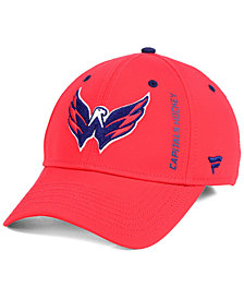 Authentic NHL Headwear Washington Capitals Authentic Rinkside Flex Cap