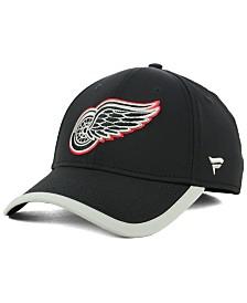 Authentic NHL Headwear Detroit Red Wings Clutch Speed Flex Cap