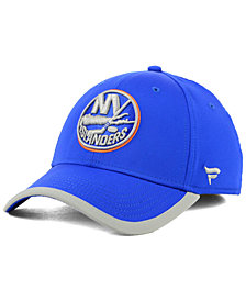 Authentic NHL Headwear New York Islanders Clutch Speed Flex Cap