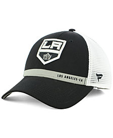 Authentic NHL Headwear Los Angeles Kings Rinkside Trucker Adjustable Cap