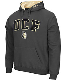 Colosseum Men's University of Central Florida Knights Arch Logo Hoodie