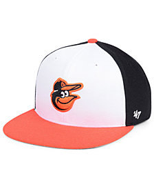 '47 Brand Boys' Baltimore Orioles Basic Snapback Cap