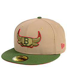 New Era Chicago Bulls Fall 2 Tone Combo 59FIFTY-FITTED Cap
