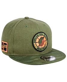 New Era Portland Trail Blazers Tip Off 9FIFTY Snapback Cap