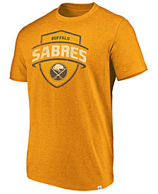 Majestic Men's Buffalo Sabres Flex Classic Tri-Blend T-Shirt