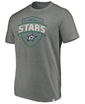 Majestic Men s Dallas Stars Flex Classic Tri-Blend T-Shirt e3ffb18ff