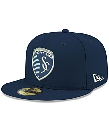 New Era Sporting Kansas City Core 59FIFTY-FITTED Cap