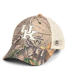 Top of the World Kentucky Wildcats Prey Meshback Camo Snapback Cap