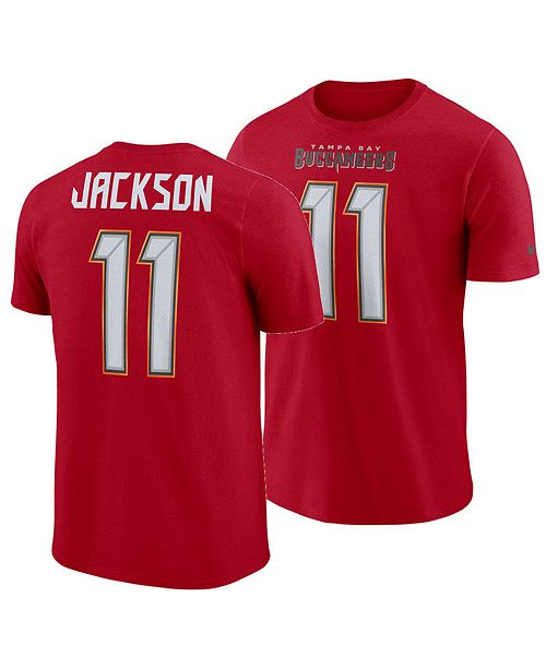 Nike. Men s DeSean Jackson Tampa Bay Buccaneers Pride Name and Number  Wordmark T-Shirt. Be the first to Write a Review.  35.00 742806e40