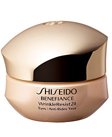 Shiseido Benefiance WrinkleResist24 Intensive Eye Contour Cream, 0.51 oz