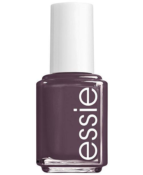 Essie nail color, smokin hot