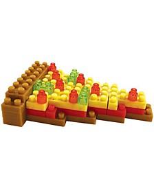 3D Pixel Pieces - Food Creations Activity Kit