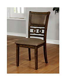 Vandusen I Leatherette Dining Chair