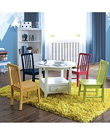 Rowley I 5-Piece Youth Table Set